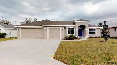 Matanzas Woods Single Family Home For Sale: 126 Bud Hollow Drive