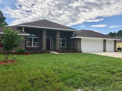 Quail Hollow Single Family Home For Sale: 11 Llacer Place