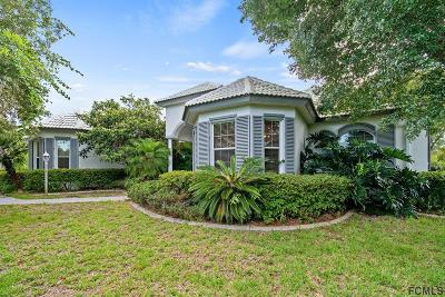 Palm Coast Single Family Home For Sale: 15 Corte Vista