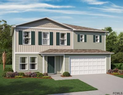 Palm Coast Single Family Home For Sale: 26 Pilgrim Drive