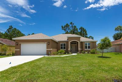 Palm Harbor Single Family Home For Sale: 61 Felwood Lane