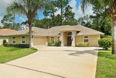 Palm Coast Single Family Home For Sale: 10 Elder Drive