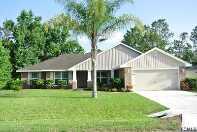 Palm Coast Single Family Home For Sale: 16 Pier Ln