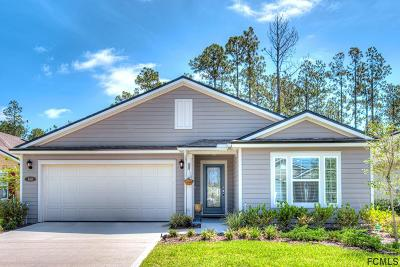Palm Coast Single Family Home For Sale: 140 Crepe Myrtle Ct