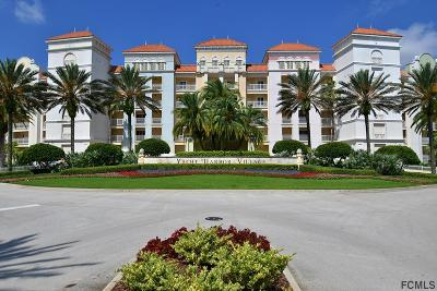 Palm Coast Condo/Townhouse For Sale: 102 Yacht Harbor Dr #475