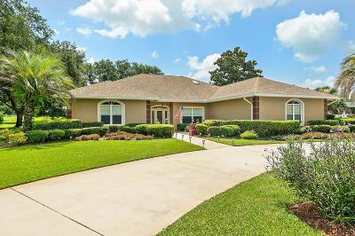 Ormond Beach Single Family Home For Sale: 4 N Magnolia Dr