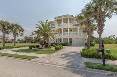 cinnamon beach, Ocean Hammock Single Family Home For Sale: 30 Ocean Ridge Blvd S