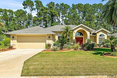 Plantation Bay Single Family Home For Sale: 116 Bay Lake Dr