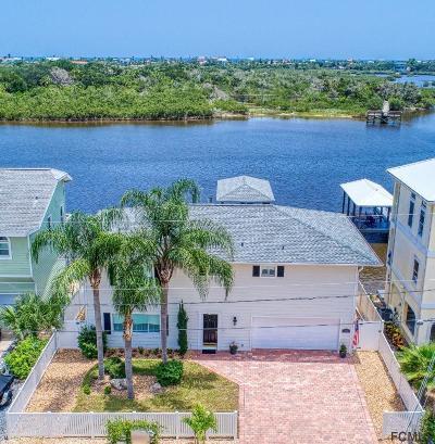 Flagler Beach FL Single Family Home For Sale: $615,000