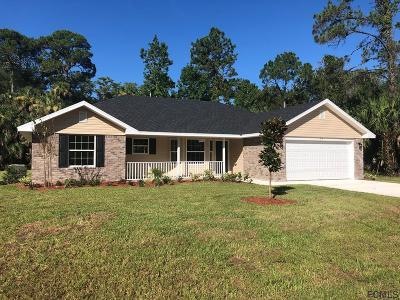 Seminole Woods Single Family Home For Sale: 36 Sloganeer Trail