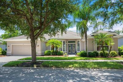 Palm Coast Single Family Home For Sale: 48 Riverbend Drive