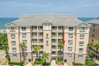 Palm Coast Condo/Townhouse For Sale: 700 Cinnamon Beach Way #634