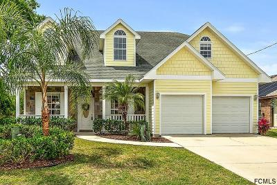Palm Coast Single Family Home For Sale: 6 Cute Ct