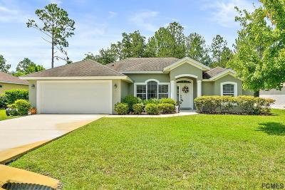 Seminole Woods Single Family Home For Sale: 3 Slate Blue Place