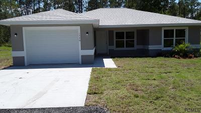 Bunnell Single Family Home For Sale: 1730 Berrybush St