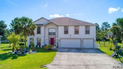 Seminole Woods Single Family Home For Sale: 19 Seriema Place