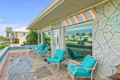 Flagler Beach FL Single Family Home For Sale: $535,000