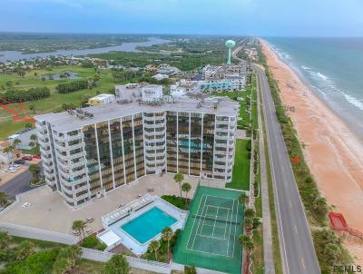 Flagler Beach Condo/Townhouse For Sale: 3580 S Ocean Shore Blvd #909