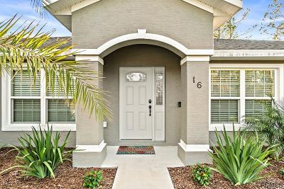 Seminole Woods Single Family Home For Sale: 16 Smoke Tree Pl