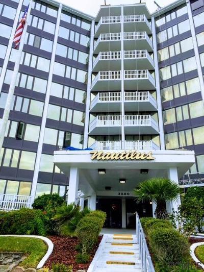 Flagler Beach Condo/Townhouse For Sale: 3580 S Ocean Shore Blvd #510