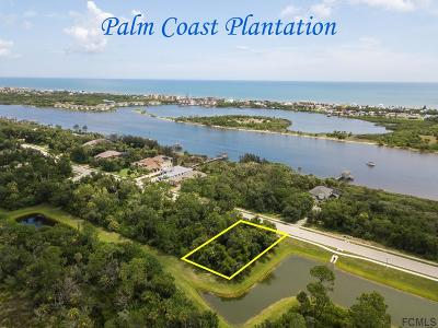 Palm Coast Plantation Residential Lots & Land For Sale: 252 S Riverwalk Dr S