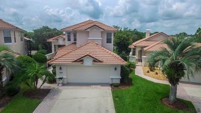 Palm Coast Single Family Home For Sale: 24 Marbella Court