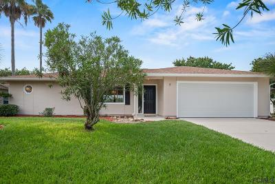 Palm Coast Single Family Home For Sale: 5 Chestnut Ct