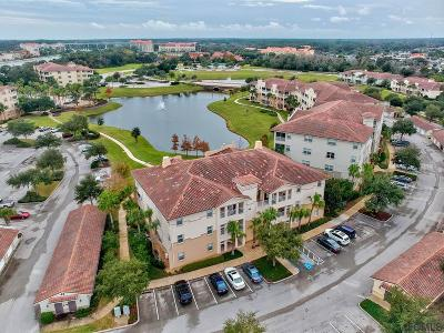 Palm Coast Condo/Townhouse For Sale: 65 S Riverview Bend #1712