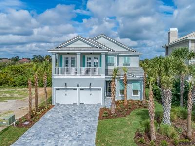 Palm Coast Single Family Home For Sale: 31 Cinnamon Beach Way