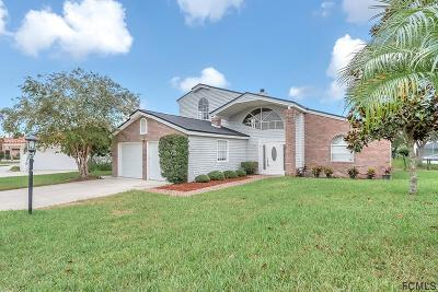 Palm Coast Single Family Home For Sale: 10 Crossbow Court