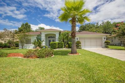 Palm Coast Single Family Home For Sale: 8 Wilden Pl