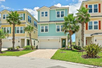 Flagler Beach FL Single Family Home For Sale: $695,000