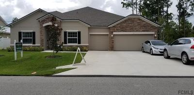 Palm Coast Single Family Home For Sale: 11 Pheasant Drive
