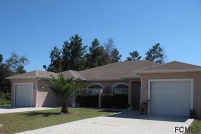Palm Coast Multi Family Home For Sale: 4 Wood Amber Ln