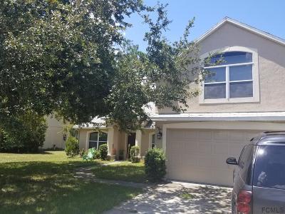 Palm Coast Single Family Home For Sale: 85 Pepperdine Drive