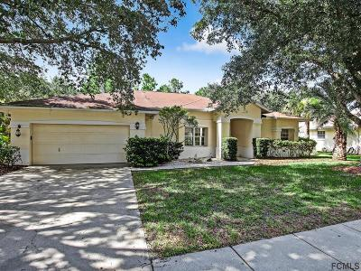 Palm Coast Single Family Home For Sale: 5 Cedar Point Ct