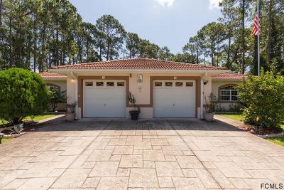 Palm Coast Multi Family Home For Sale: 31 Farnell Lane