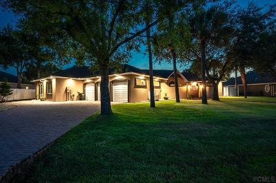 Palm Coast FL Single Family Home For Sale: $474,900