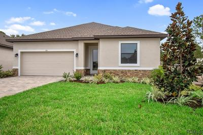 Palm Coast Single Family Home For Sale: 85 Green Circle