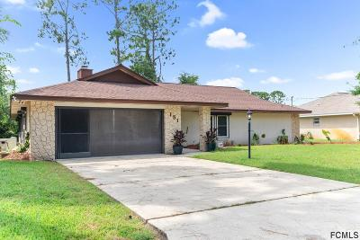 Palm Coast Single Family Home For Sale: 151 Bren Mar Ln