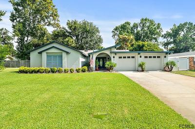 Palm Coast Single Family Home For Sale: 1 Fernham Lane