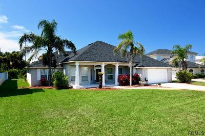 Palm Coast Single Family Home For Sale: 7 Deerwood St