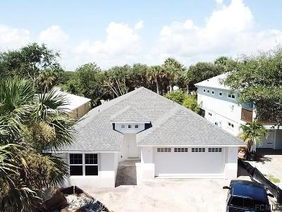 Flagler Beach FL Single Family Home For Sale: $435,000