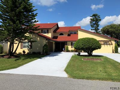 Flagler Beach FL Single Family Home For Sale: $924,900