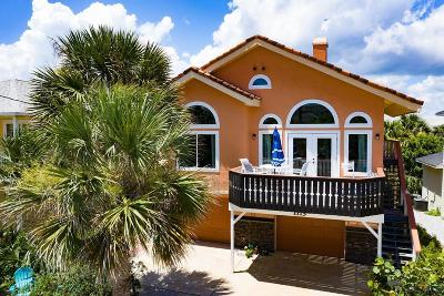 Flagler Beach FL Single Family Home For Sale: $469,000