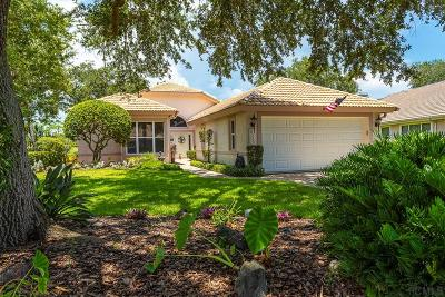 Ormond Beach Single Family Home For Sale: 430 Harbour Town Lane