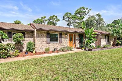 Ormond Beach Single Family Home For Sale: 12 Walnut Ln