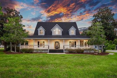 Bunnell Single Family Home For Sale: 14947 Andalusia Trail