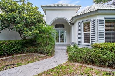Hammock Dunes Single Family Home For Sale: 15 Corte Vista