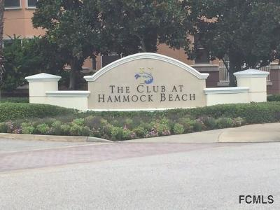 Hammock Beach Condo/Townhouse For Sale: 200 Ocean Crest Drive #215